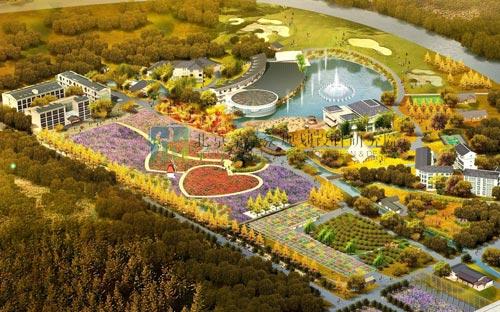 华莹休闲农业旅游度假景区总体规划