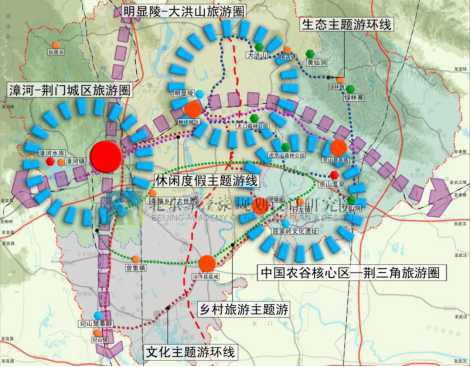 湖北省荆门市攻略技能概念性旅行浅析_旅游规规划温泉青蛙新城图片